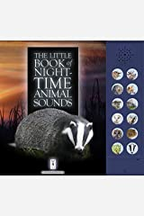 The Little Book of Night-time Animal Sounds Board book
