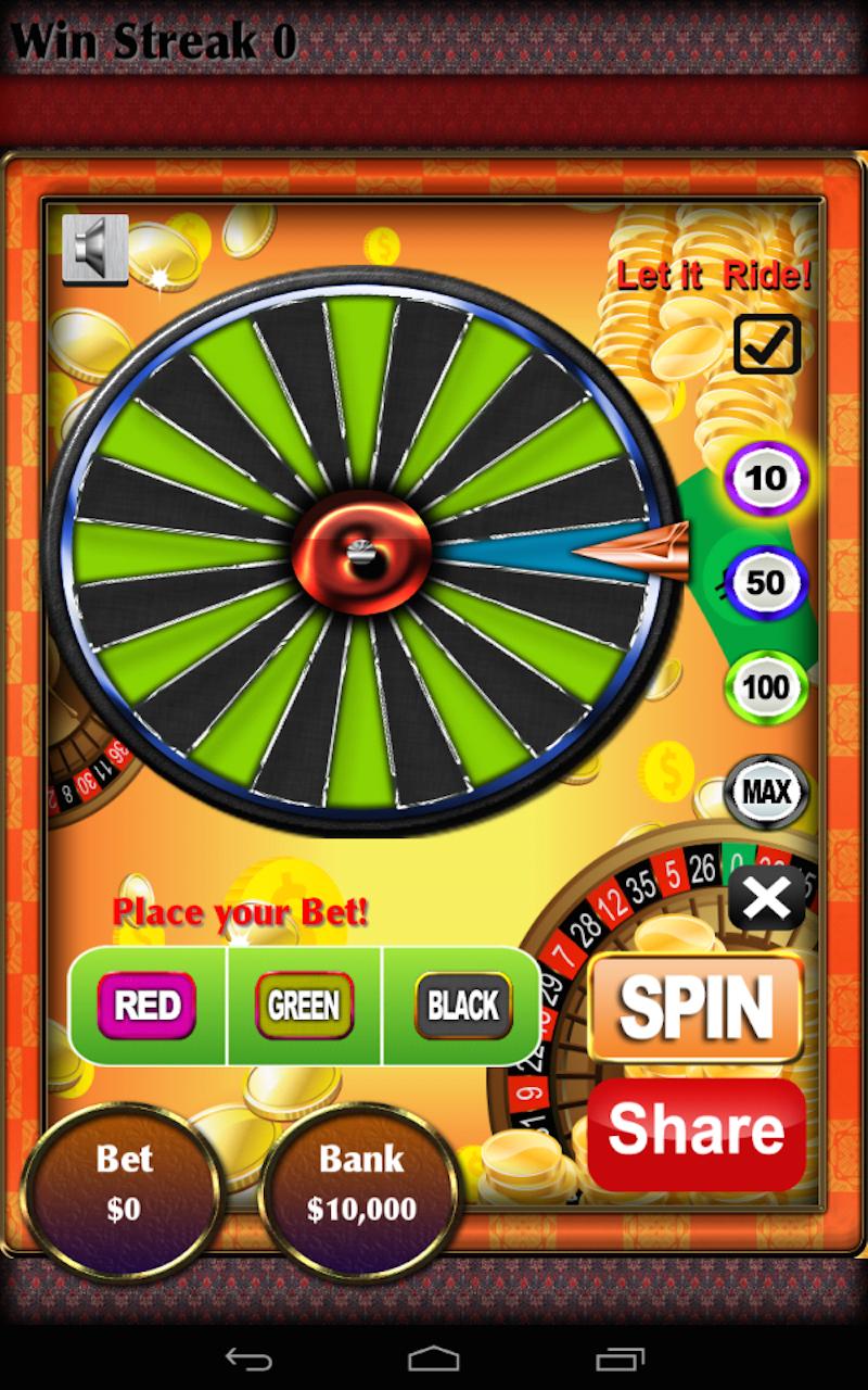 Free Roulette App