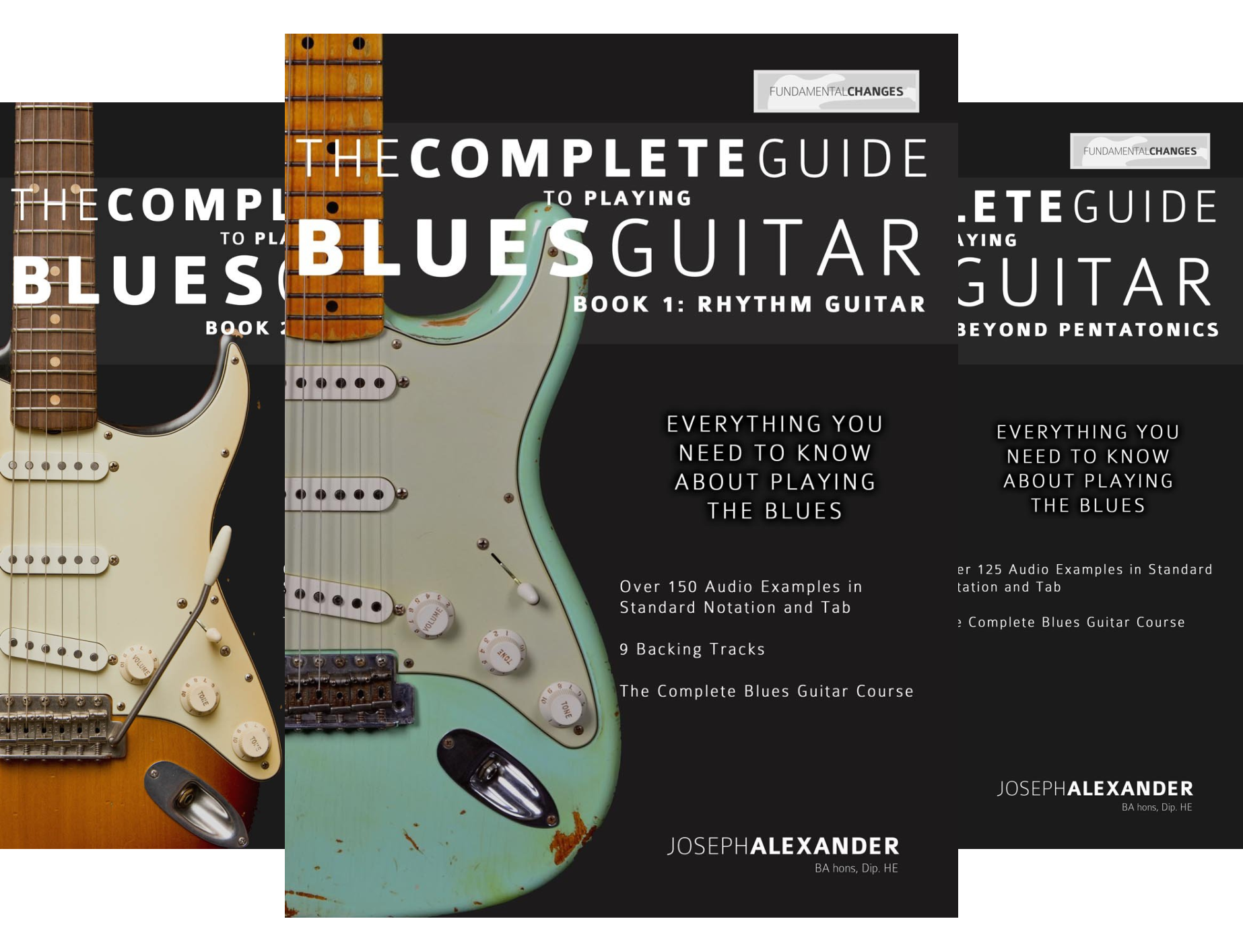 The Complete Guide To Playing Blues Guitar Compilation Volume 4