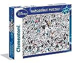 Clementoni Impossible Puzzle 101 Dalmatians 1000 Parça
