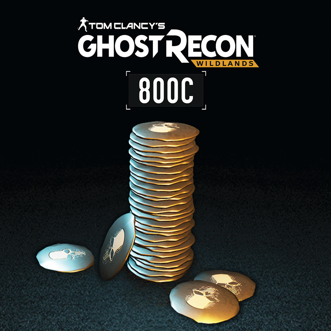 Tom Clancy's Ghost Recon Wildlands - 800 GR Credits Pack [PC Code - (Ghost Kostüme Recon)