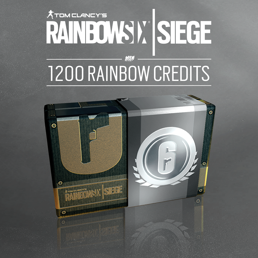 Tom Clancy's Rainbow Six Siege - 1200 Credits Pack [PC Code - Uplay]