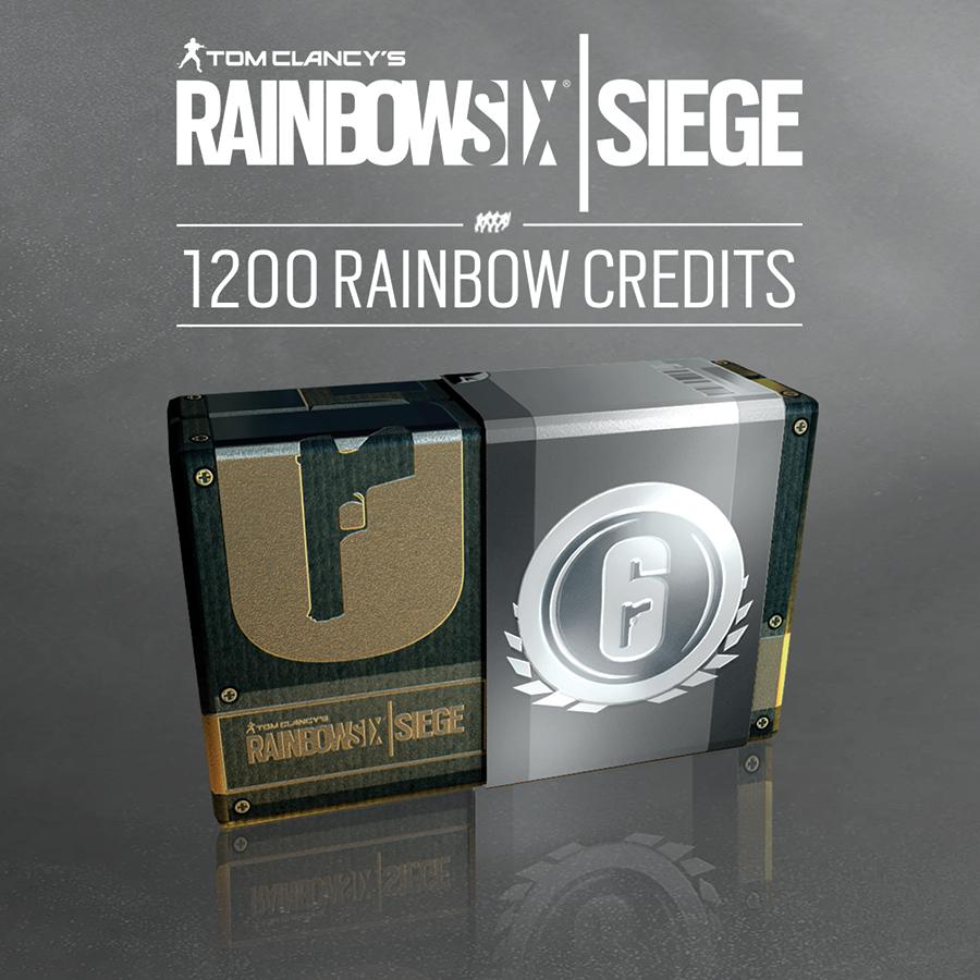 Tom Clancy's Rainbow Six Siege - 1200 Credits Pack [PC Code - Uplay] Phenom Ii 945