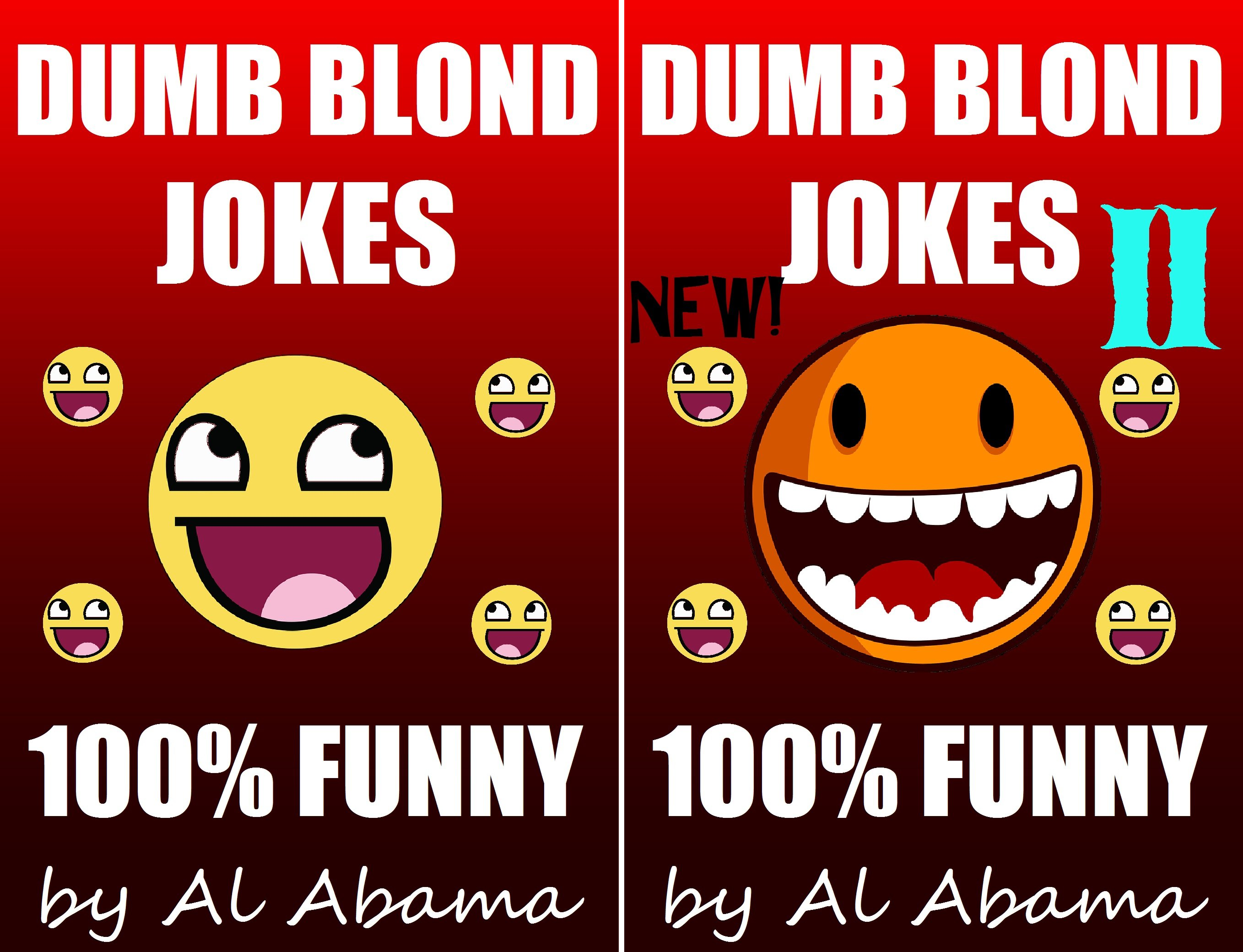 Dumb Blonde Jokes (2 Book Series)