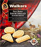 Walkers Shortbread Stag Assorted Shortbread, 500 g
