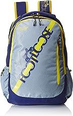 Skybags Polyester 30 Ltrs Blue Laptop Bag (LPBPBLPF1BLU)