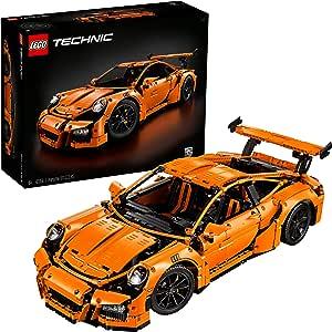 LEGO Technic Porsche Gt Rs Costruzioni Piccole Gioco Bambina Giocattolo, Colore Vari, 42056