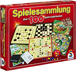 Schmidt Spiele 49147 Spielesammlung, 100 Möglichkeit