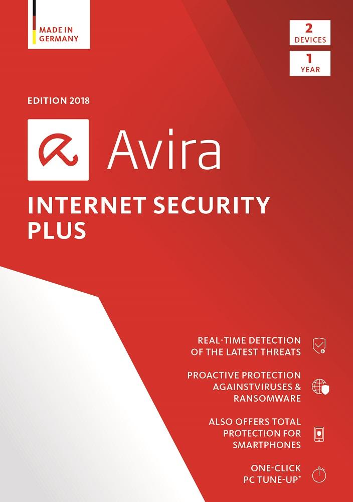 Avira Internet Security Plus 201...