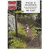 Busch 7527 Skog/Väg Grus HO Landskap Skalmodell