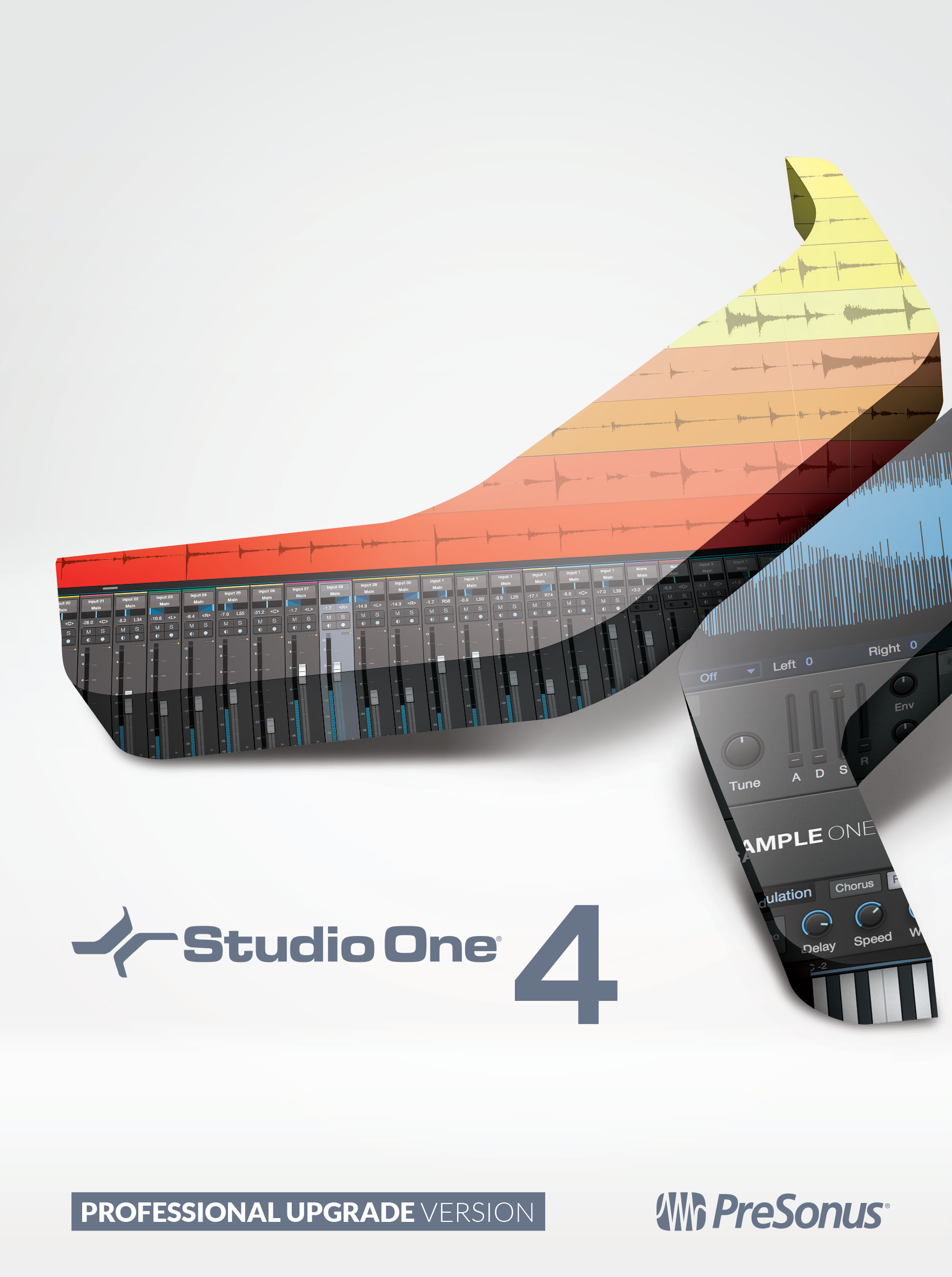 PRESONUS Studio One 4 - Für Musik-software Logic X