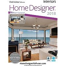 Home Designer Interiors 2018 - PC Download [Téléchargement]