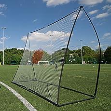 QUICKPLAY Spot Ziel Fußball Rebounder - Jetzt mit Kostenloser eCOACH Trainings App