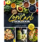 The XXL UK Low Carb Cookbook: 365 Recipes for Every Day of the Year incl. Side Dishes, Desserts, Snacks and More (English Edi