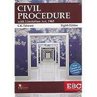 Civil Procedure With Limitation Act, 1963 - 8/Edition