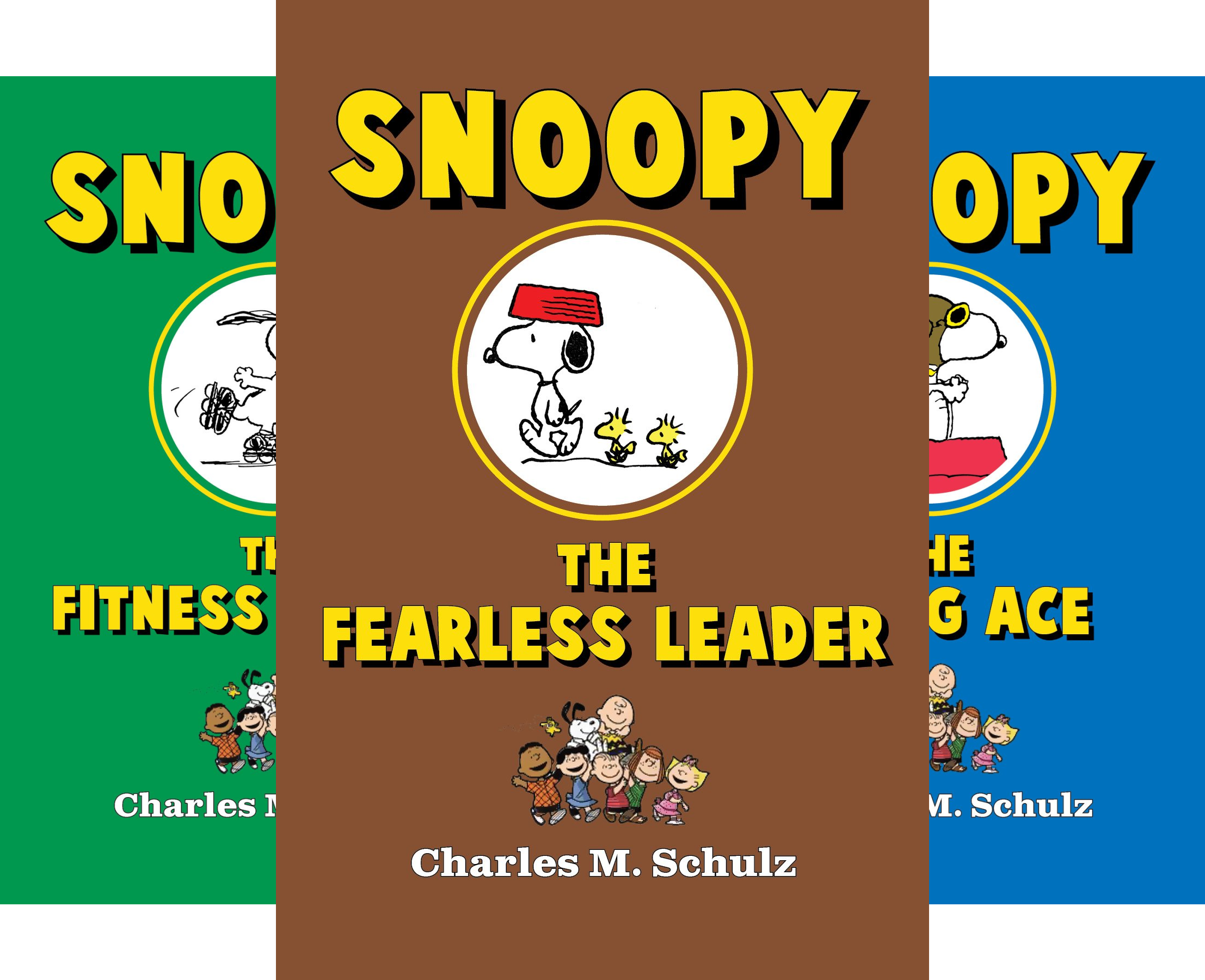 Snoopy (16 Book Series)