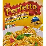 Perfetto Denti Di Cavallo-23 Pasta, 500g - Pack of 1