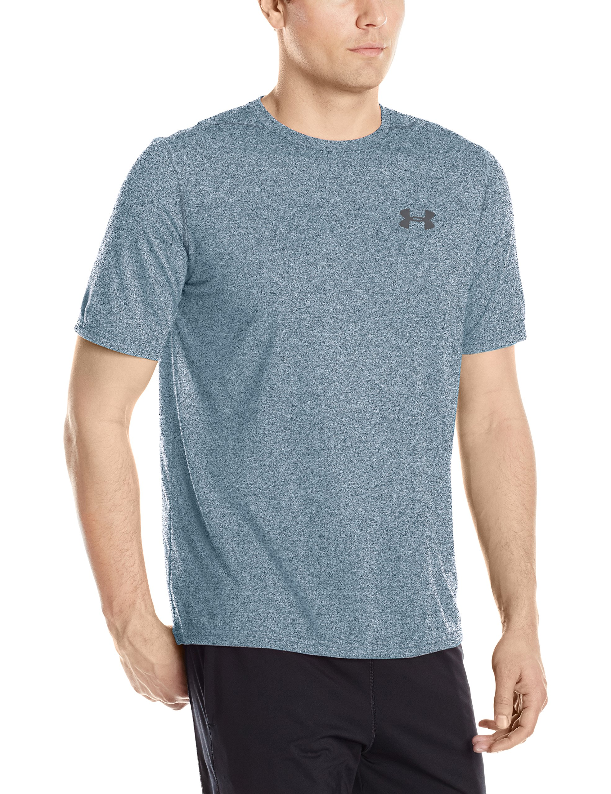 Under Armour Threadborne t-shirt, Uomo, True Ink/Anthracite, XXL