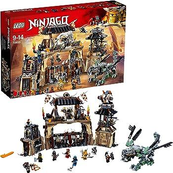 Lego Ninjago Fossa del Dragone, 70655