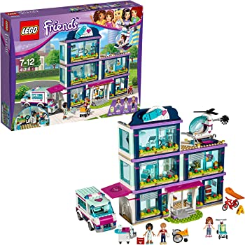 LEGO 41318 - Friends, L'Ospedale di Heartlake