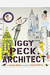 Iggy Peck, Architect (The Questioneers) Hardcover