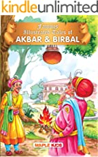 Akbar and Birbal (Illustrated)