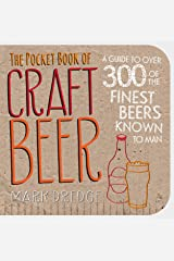 The Pocket Book of Craft Beer: A guide to over 300 of the finest beers known to man Paperback