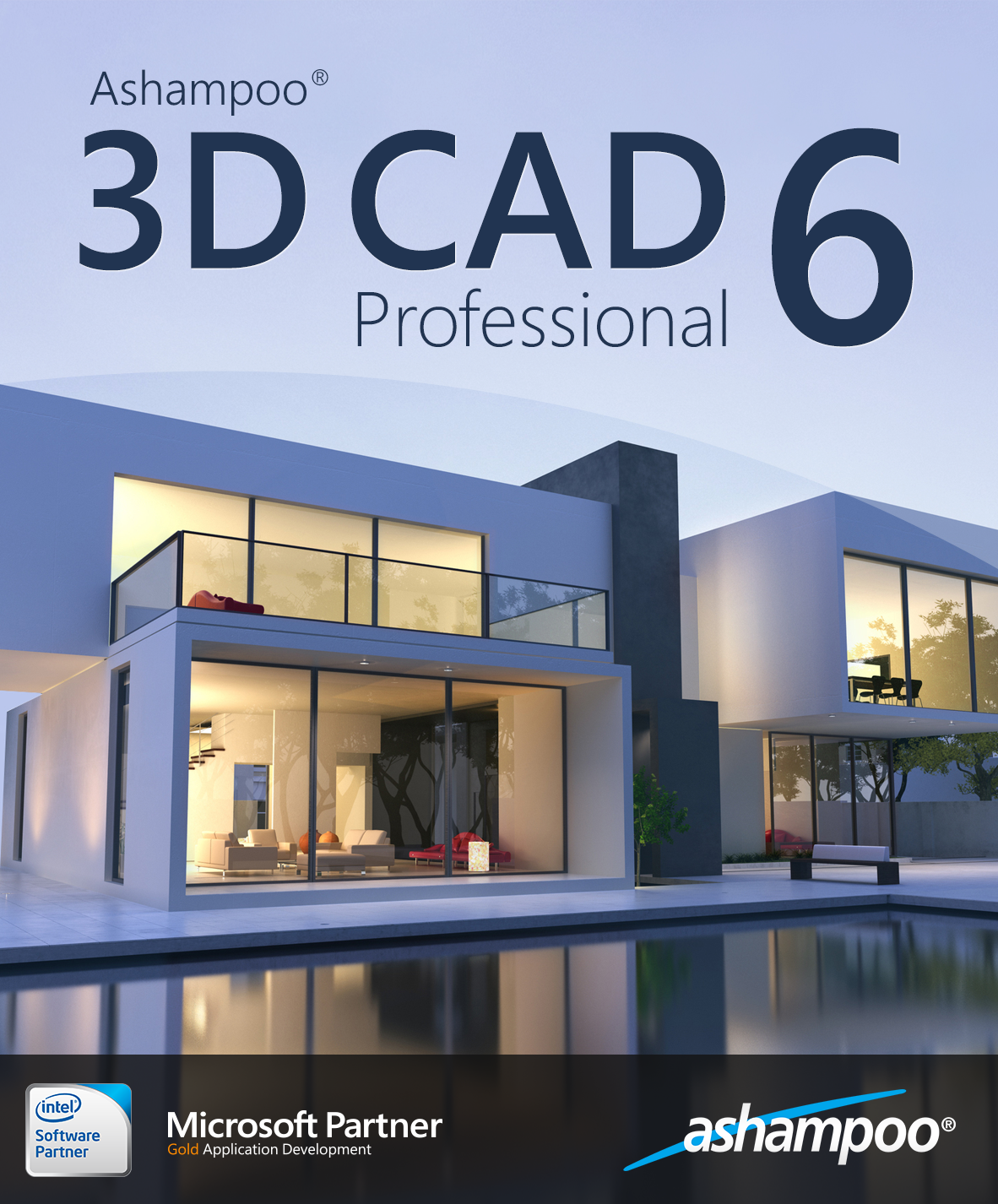 Ashampoo 3D CAD Professional 6 [Download]