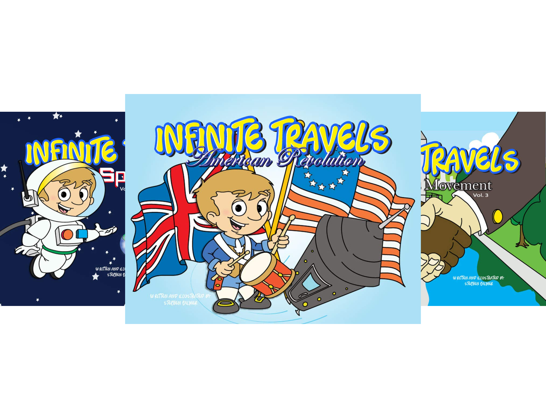 Infinite Travels (11 Book Series)