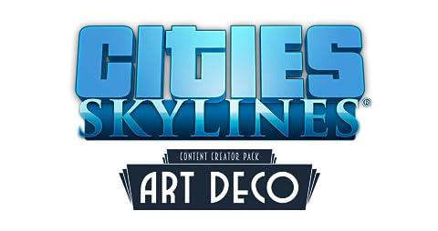 Cities Skylines: Art Deco [PC/Mac Code - Steam]