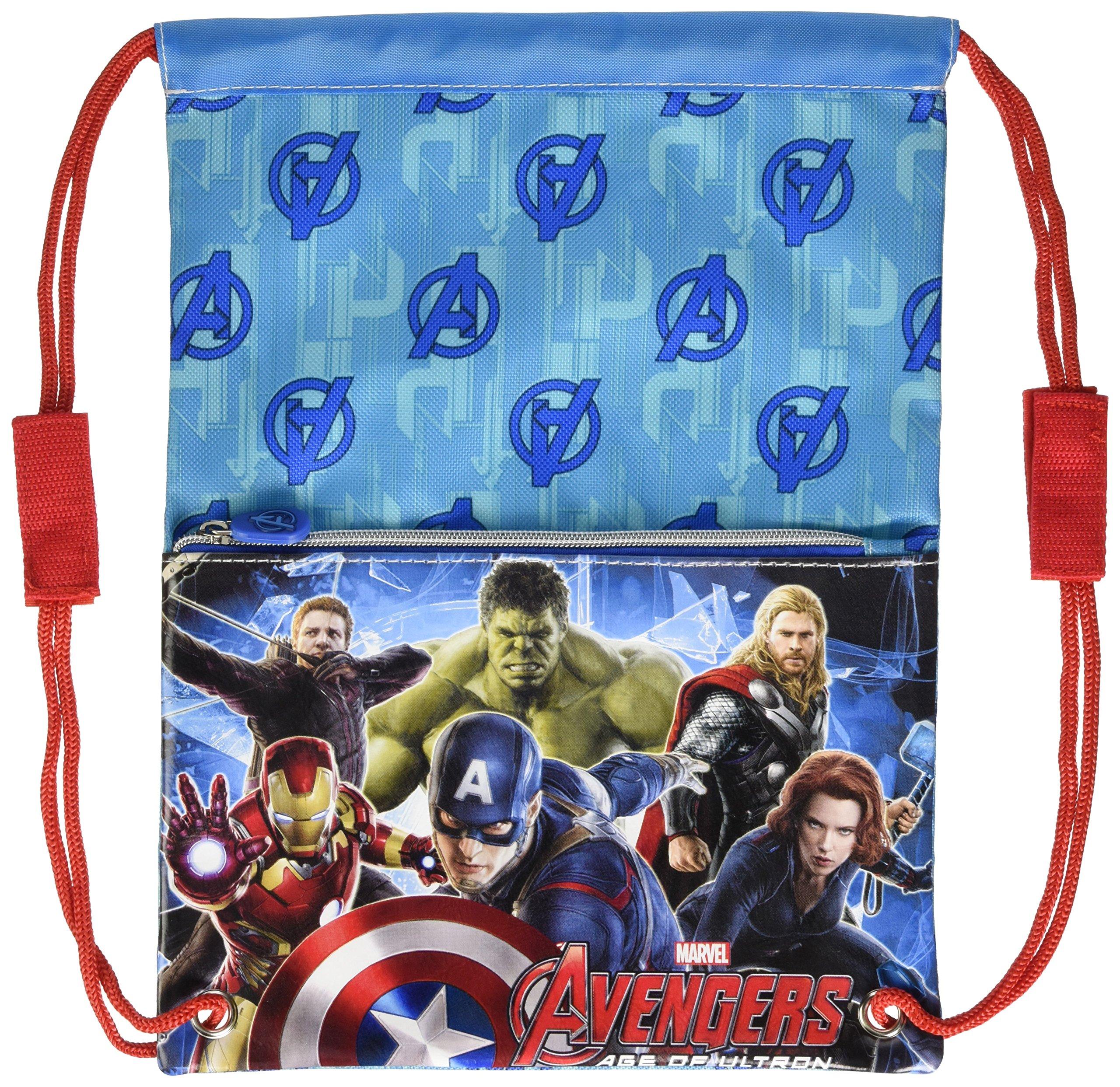 Hasbro Marvel – Bolsa de Los Vengadores: La era de Ultrón Bolsa de gimnasio , color/modelo surtido