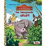 The Imaginary Okapi (Disney Junior: The Lion Guard) (Little Golden Book)