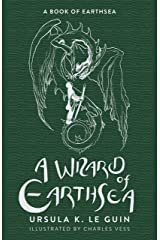 A Wizard of Earthsea: The First Book of Earthsea (The Earthsea Quartet 1) Kindle Edition