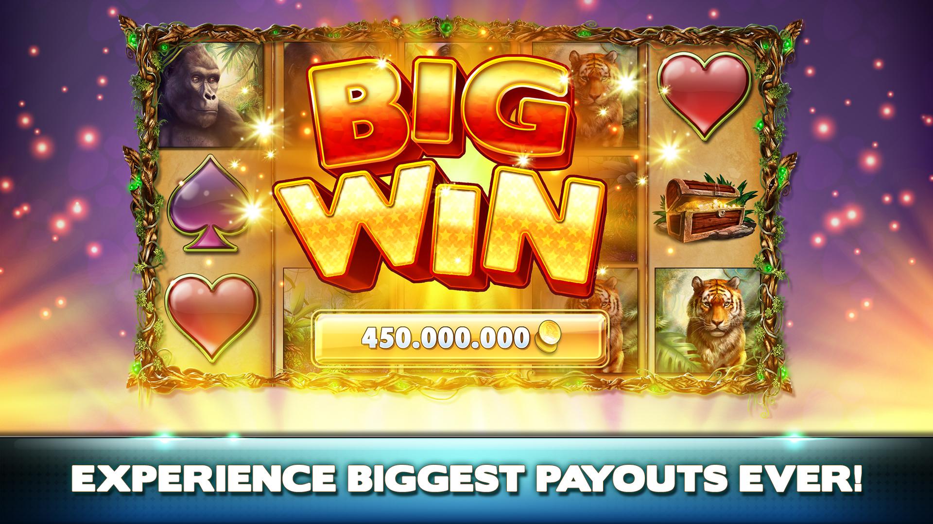 Big Win Slot Machine Casino: Amazon.de: Apps für Android