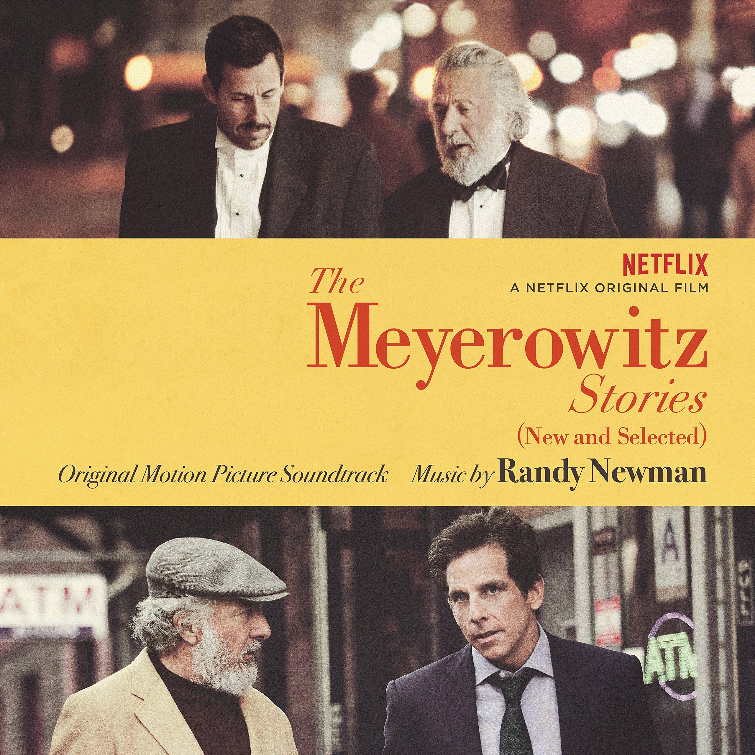 Randy Newman - Meyerowitz Stories- Original