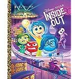 Inside Out Big Golden Book (Disney/Pixar Inside Out)