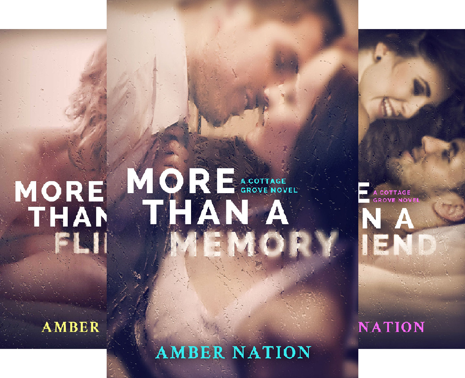 Cottage Grove (3 Book Series) (Amber Nation Books)