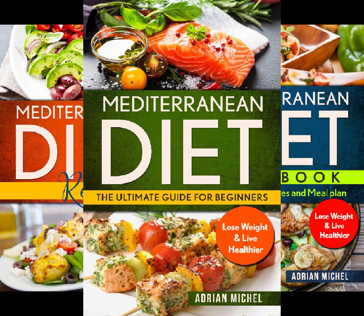 Mediterranean Diet (3 Book Series)