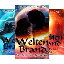 Weltenbrand (Reihe in 3 Bänden)