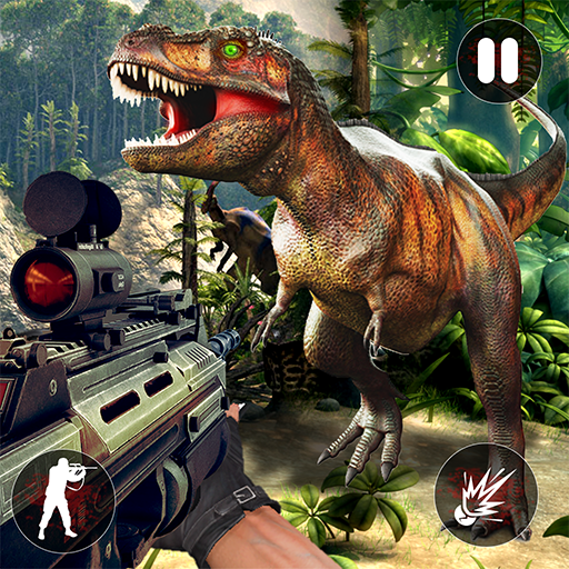 Ultimate Dino Hunting 2018 - Dinosaur Safari Games