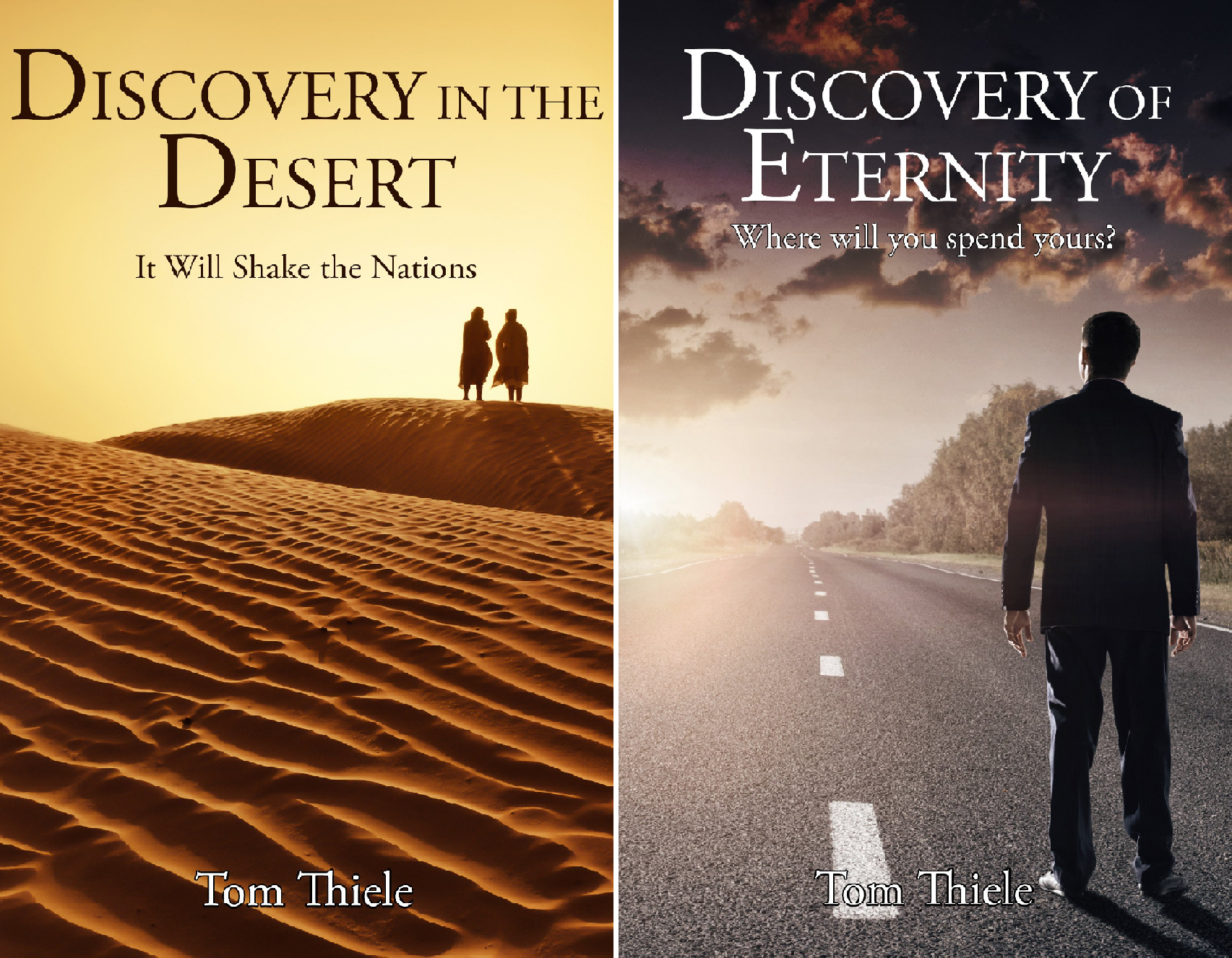 The Discovery Series (2 Book Series)