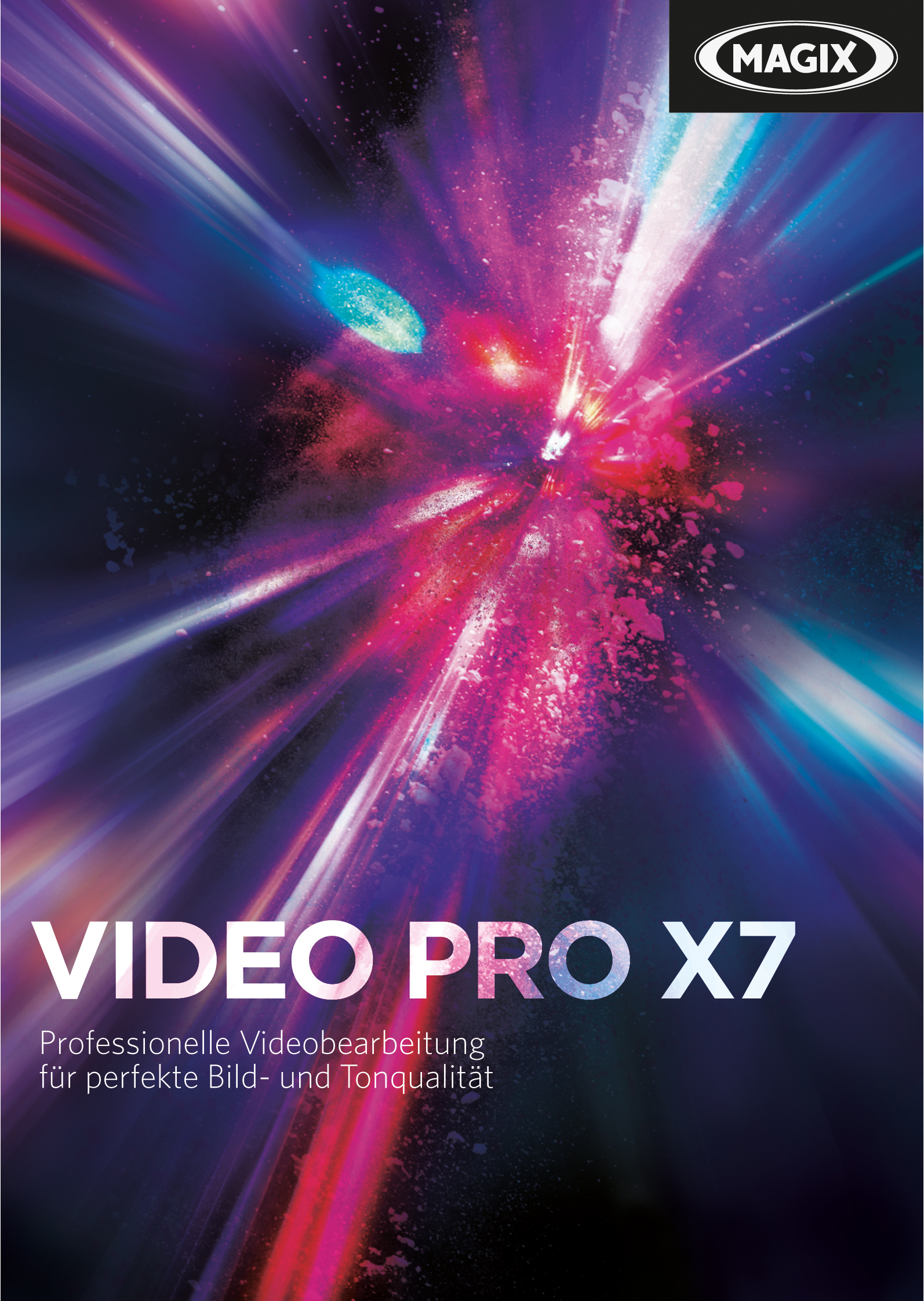 MAGIX Video Pro X7 [Download] (Pro Video-editing-software)
