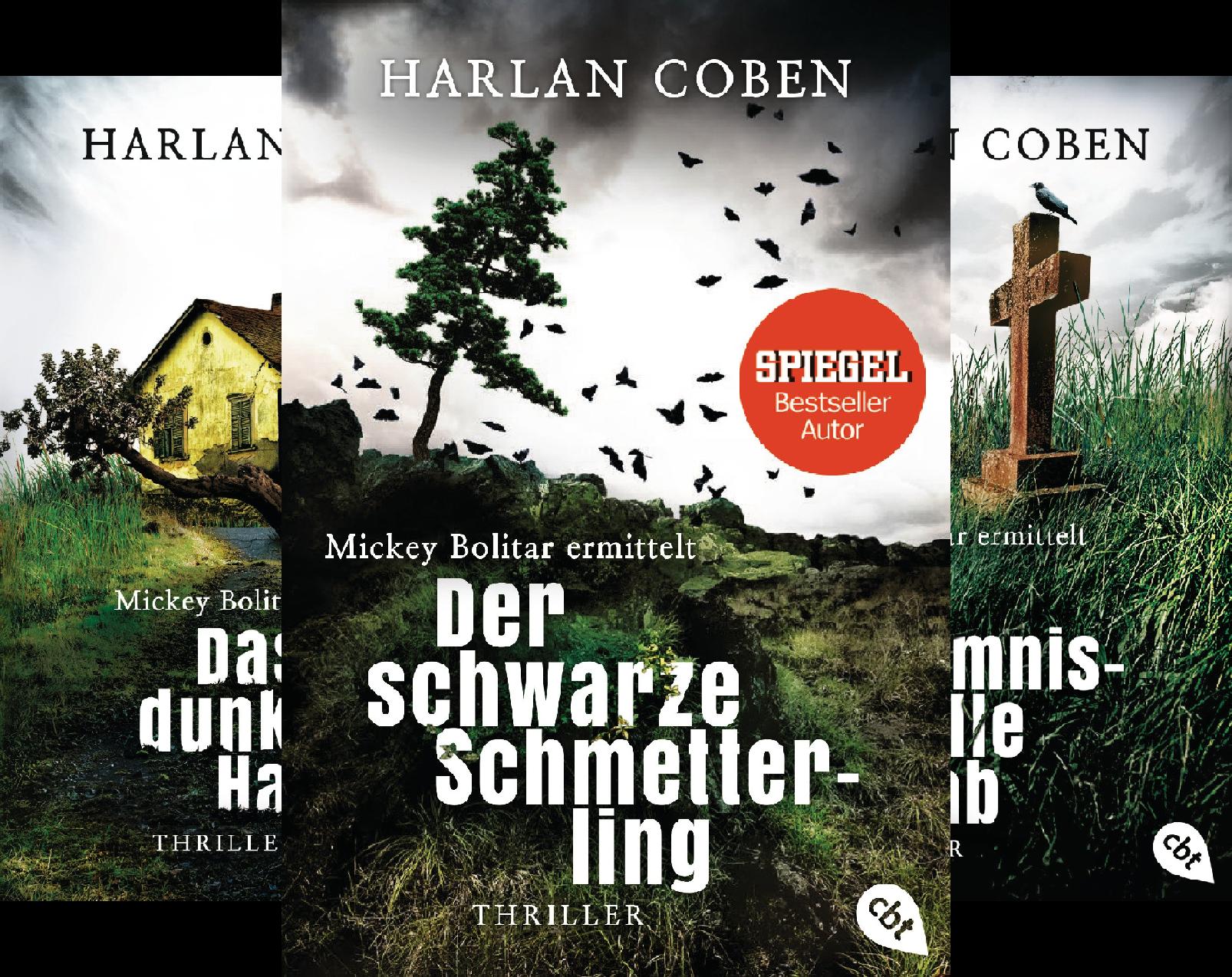 Die Mickey Bolitar-Reihe (Reihe in 3 Bänden)