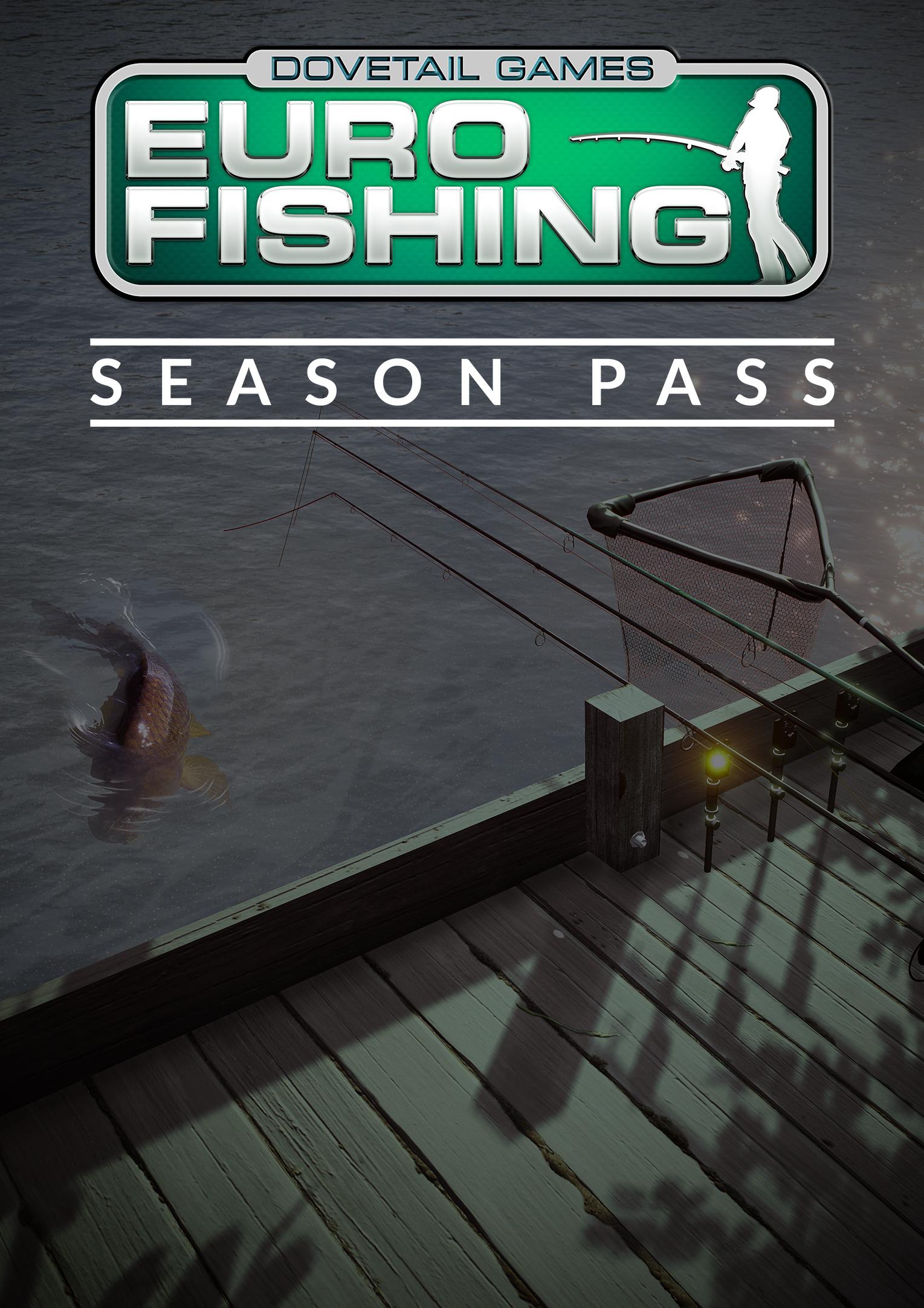 Digital Extension Card (Euro Fishing: Season Pass [PC Code - Steam])