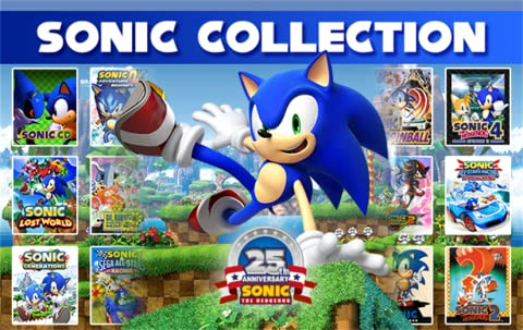 Sonic Games Collection [Code Jeu PC - Steam]