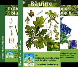 iFlora Pflanzenführer (Reihe in 9 Bänden) von  Oliver Tackenberg