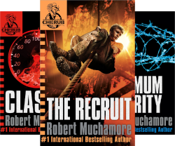 Epub muchamore by download the recruit robert