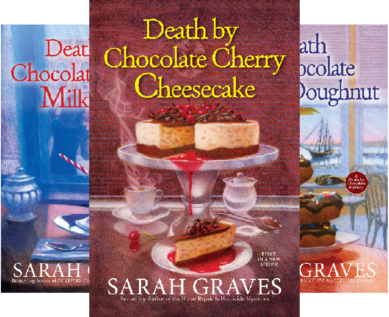 A Death by Chocolate Mystery