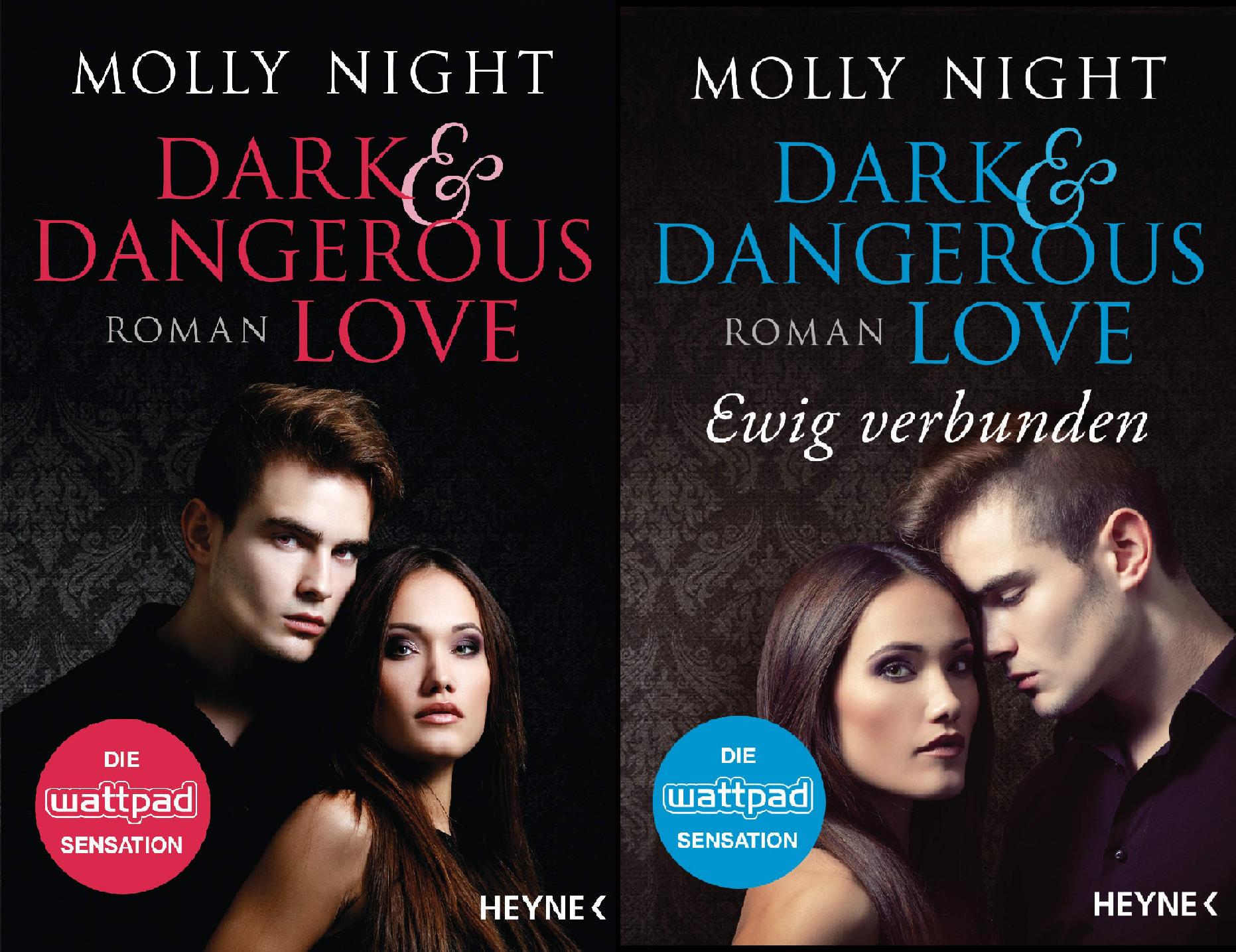 Dark and Dangerous Love-Reihe (Reihe in 2 Bänden)