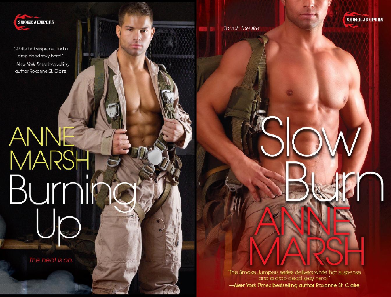Smoke Jumpers (2 Book Series) -
